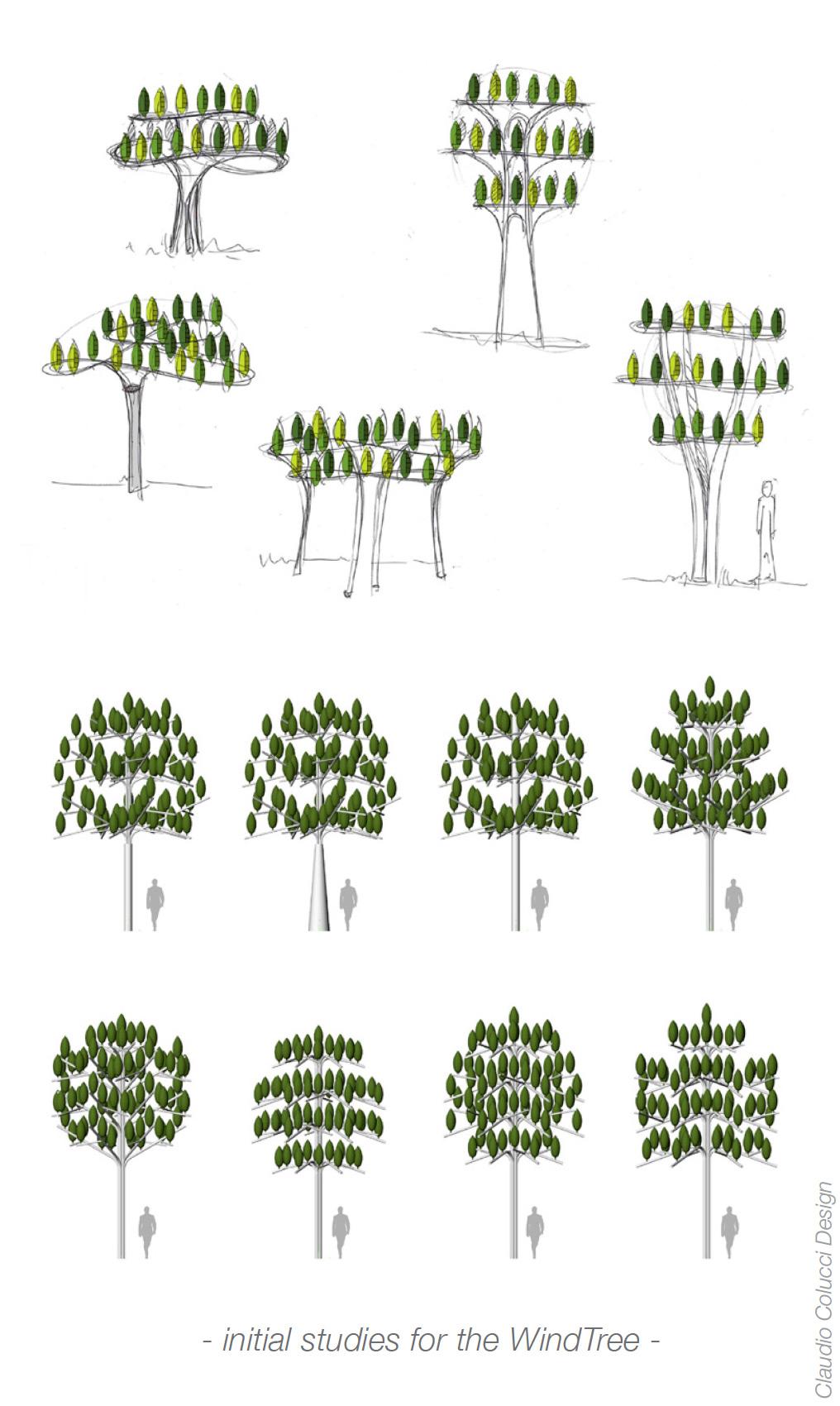 Wind Tree original design