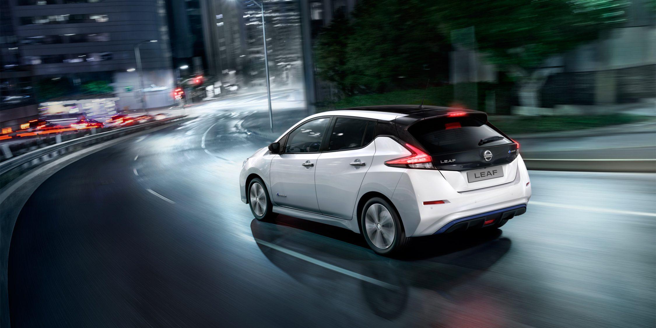 Nissan Leaf 2