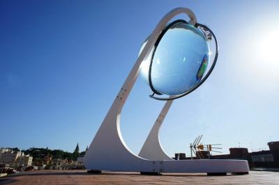 Spherical-Sun-Power-Generator
