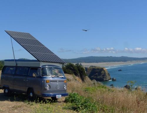 DIY Solar Volkswagen T2 Camper