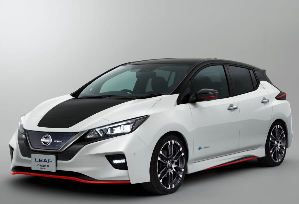 Nissan Leaf 2 nismo concept