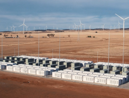 De wereldbekende Tesla-batterij in Australië doet zijn werk uitstekend