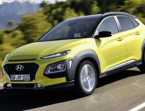 Hyundai Kona… elektrisch