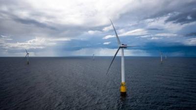 Hywind Scotland Floating wind farm