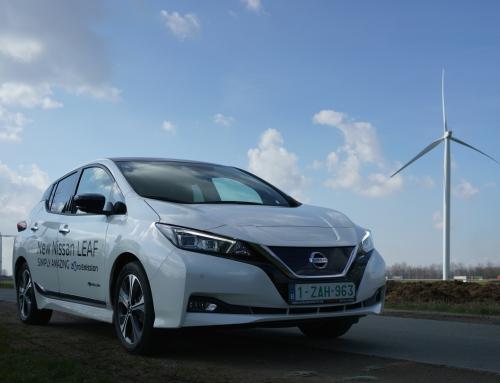 Rijtest: De nieuwe Nissan Leaf 2018
