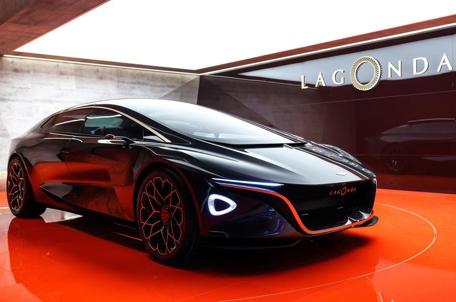 Aston Martin Lagonda EV