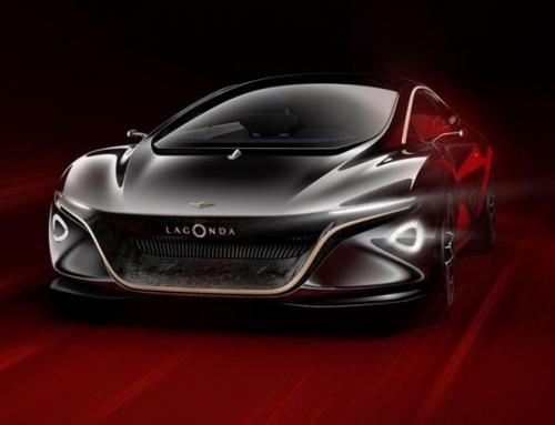 Aston Martin Lagonda: Van draak naar schoonheid