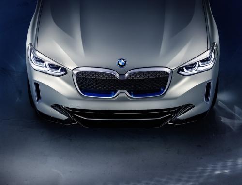 BMW iX3, een vol elektrische SUV